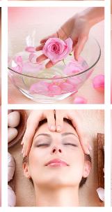 Gesichtsbehandlung Kosmetik Meister: bis 20.11.16 eine Handpackung gratis dazu.